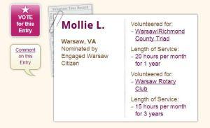 Mollie L